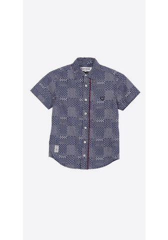 Рубашка с короткими рукавами с красивы...