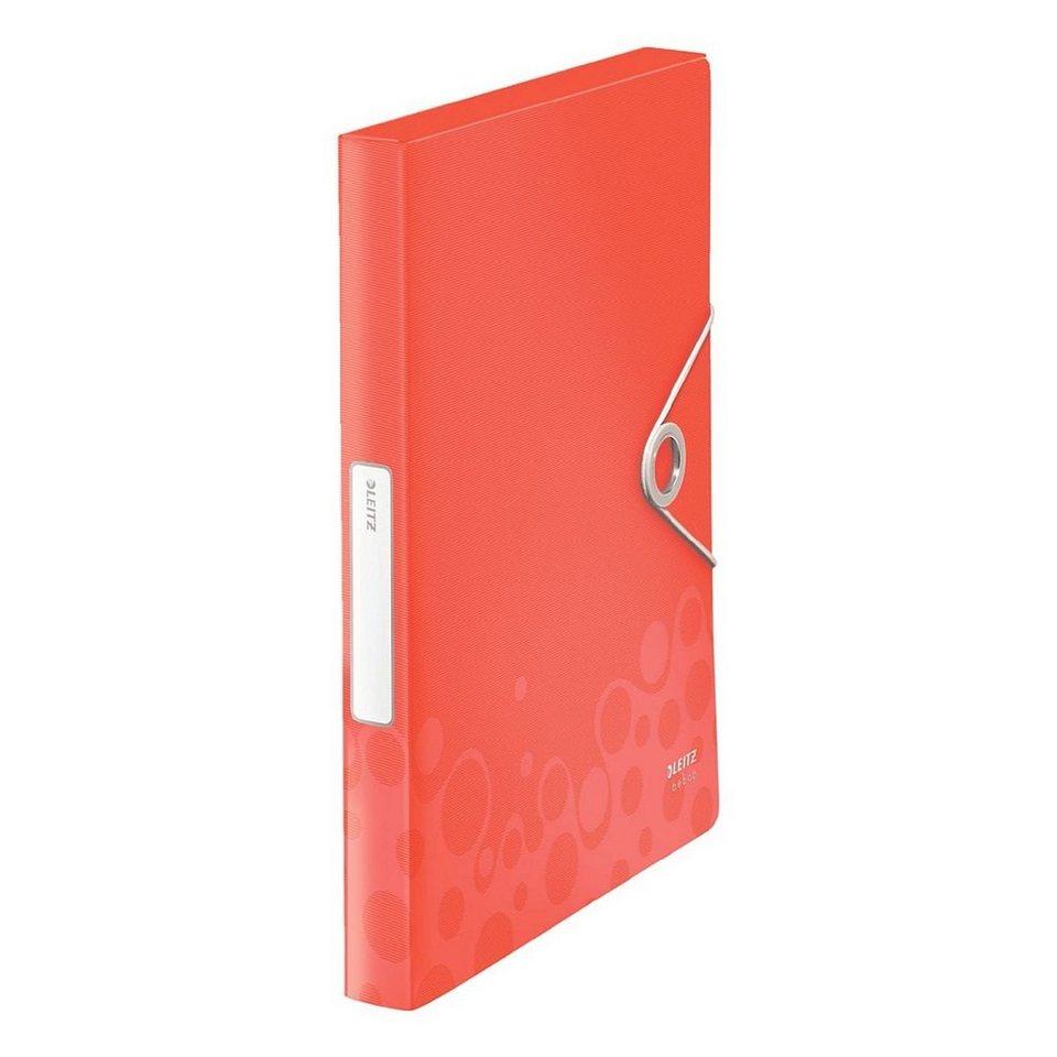 Leitz Ablagebox »Bebop« in rot