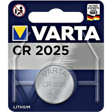 VARTA Knopfzelle CR2025 »ELECTRONICS«