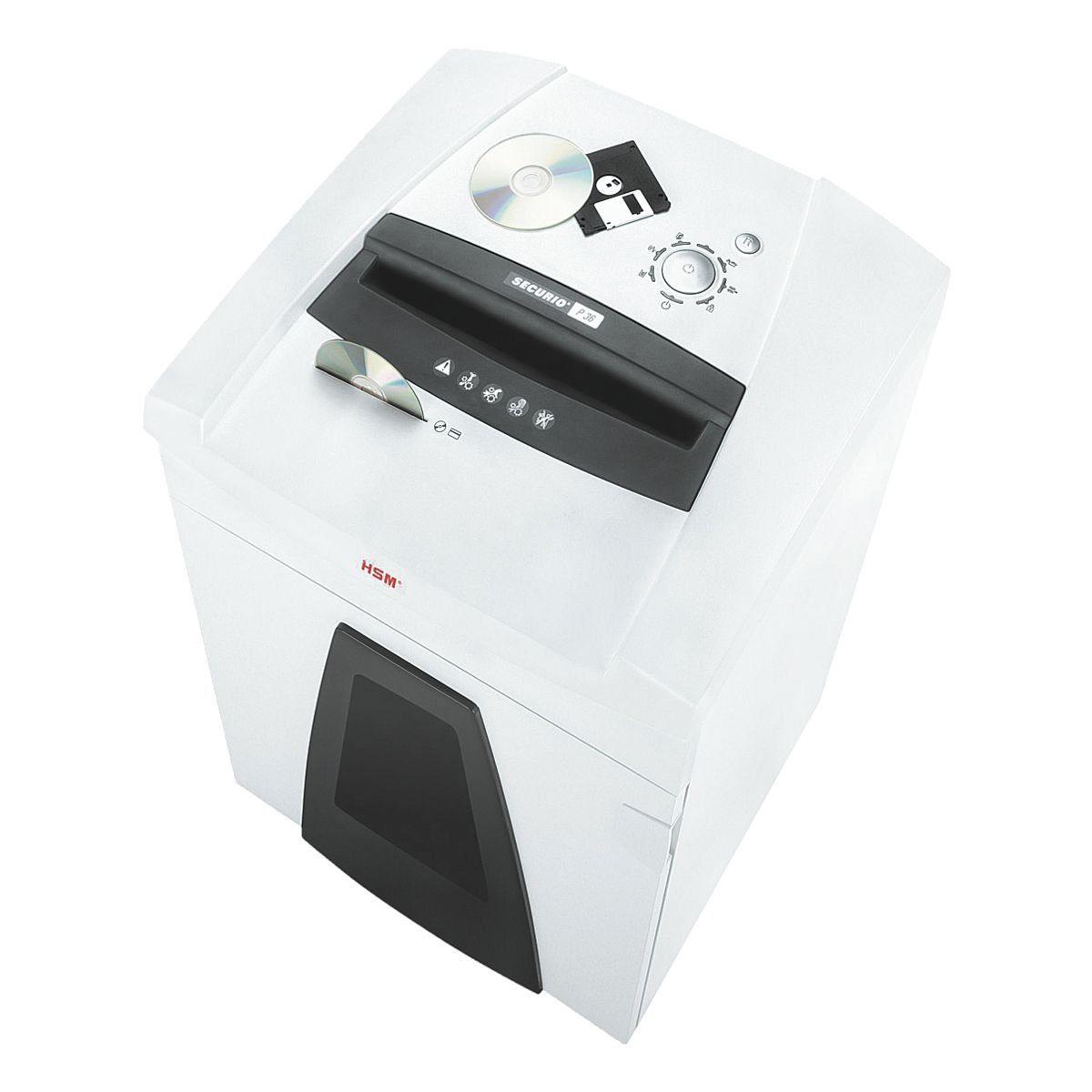 HSM Aktenvernichter »Securio P36 1,9x15mm«