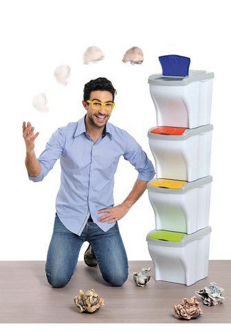 BISCHOF BAMA Atliekų skirstymo sistema
