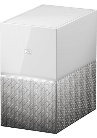 WD »My Cloud Home Duo« NAS-Server