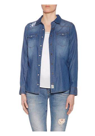 HERRLICHER Džinsiniai marškinėliai Komfort »Lilie...