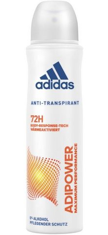 ADIDAS PERFORMANCE Purškiamas dezodorantas
