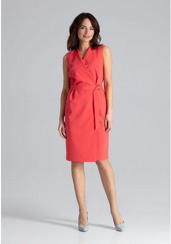 LENITIF Kokteilinė suknelė su elegantiškas dir...