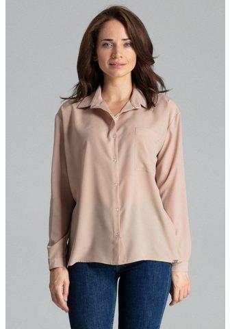 LENITIF Marškiniai in klaiskinio stiliaus stil...