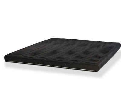 Matratzenauflage »Primo Line Black Label Matratzentopper aus Latex Höhe 8 cm H2 RG 65 (bis 95 kg) Bett-Topper-Auflage für Boxspringbett«, Primo Line, 8 cm hoch, Raumgewicht: 65, Latex, Made in EU, 100% Latex, H2