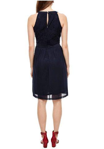 S.OLIVER Nėriniuota suknelė