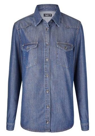 ANGELS Marškiniai Casual Shirt' in džinso imi...