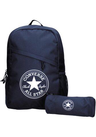 CONVERSE Mokyklinė kuprinė »Schoolpack XL navy«...