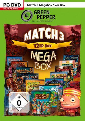 SMATRADE GMBH Match 3 Mega Dėžutė PC
