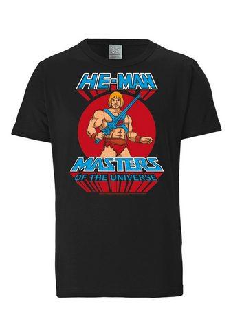 LOGOSHIRT Marškinėliai su großem Masters of the ...