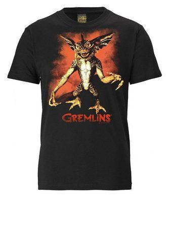 LOGOSHIRT Marškinėliai su weltberühmtem Gremlin-...