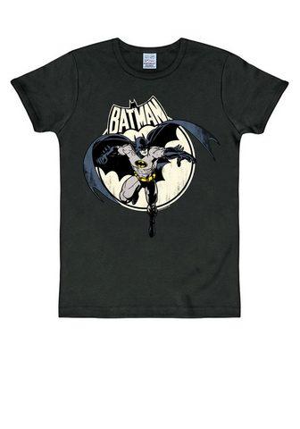 LOGOSHIRT Marškinėliai su Vintage-Print »Batman«...