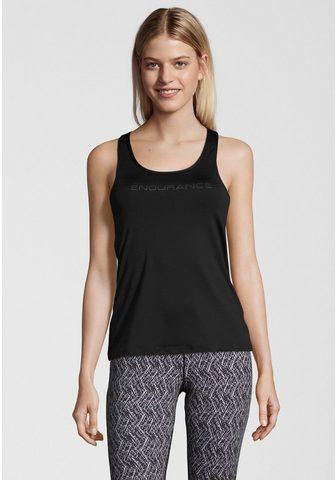 ENDURANCE Marškinėliai be rankovių su integruota...
