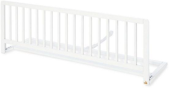 Pinolino® Bettschutzgitter »Comfort«, weiß lackiert