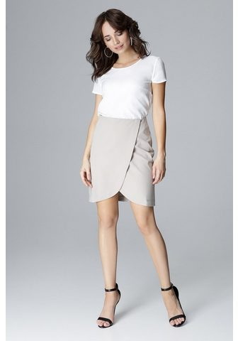 LENITIF Dalykinis sijonas in elegantiškas Desi...
