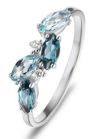 CHRIST Žiedas su deimantais »32011584«