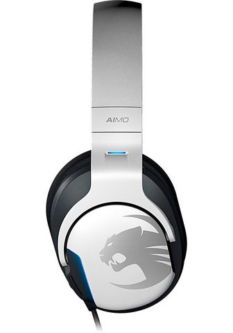 ROCCAT » Khan AIMO 7.1 RGB Žaidimų Headset« Ž...