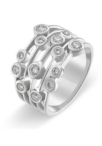 CHRIST Žiedas su deimantais »32004608«