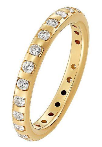 CHRIST Žiedas su deimantais »32003941«