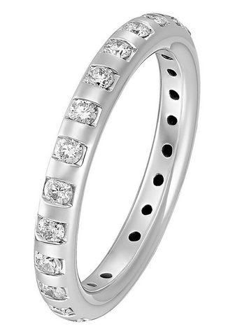 CHRIST Žiedas su deimantais »32003952«