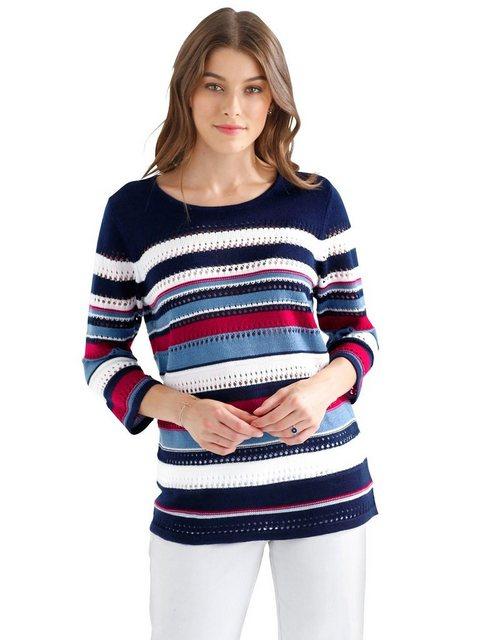 Streifenpullover | Bekleidung > Pullover > Streifenpullover | OTTO