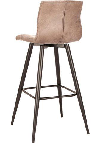 HOMEXPERTS Baro kėdė »Sarah« (Rinkinys 2er)