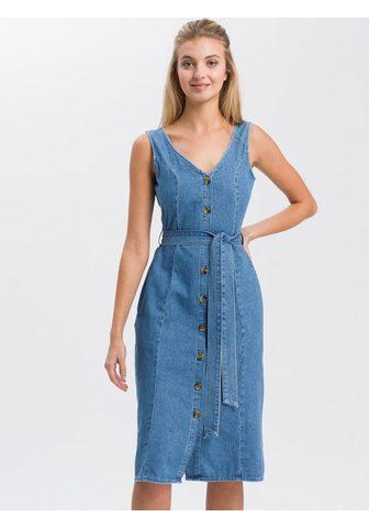 CROSS JEANS ® džinsinė suknelė »B 525«