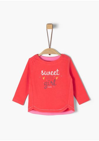 S.OLIVER Marškinėliai ilgomis rankovėmis Babys