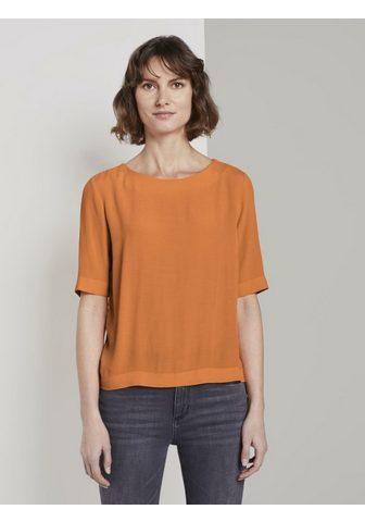 TOM TAILOR Marškiniai »elegantes Marškinėliai iš ...