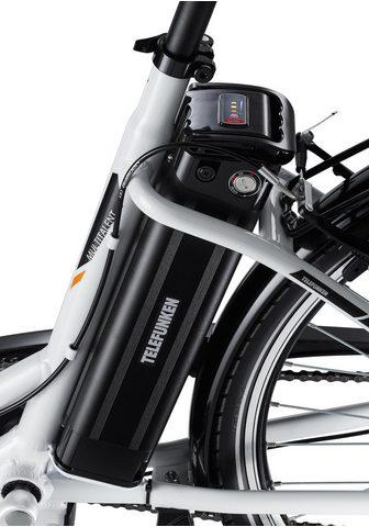 TELEFUNKEN Elektrinis dviratis »Multitalent RC865...