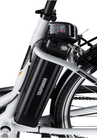 TELEFUNKEN Elektrinis dviratis »Multitalent RC870...