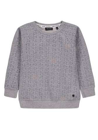 MARC O'POLO JUNIOR Sportinio stiliaus megztinis su raštas...