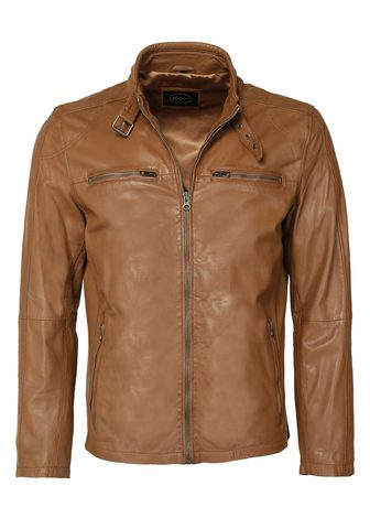 Куртка кожаная с Schnalle »310-1...