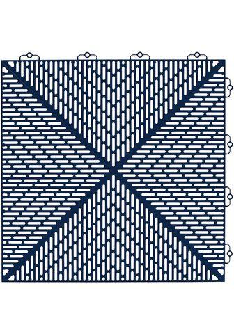Bergo Flooring Terrassenplatten »Unique« 38x38 cm 14-...