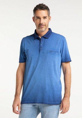 PIONEER AUTHENTIC JEANS Pioneer Authentic Džinsai Polo marškin...