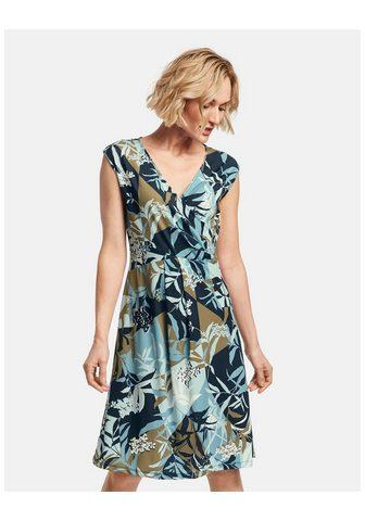 GERRY WEBER Suknelė trikotažinis »Suknelė su gėlėt...