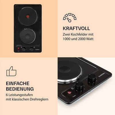 Klarstein Induktions-Kochfeld 10035701