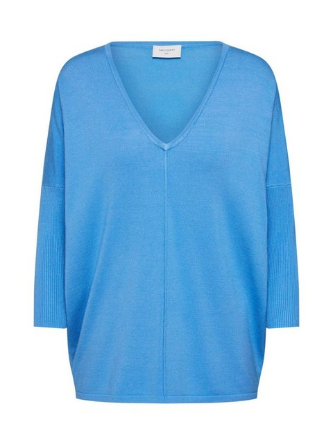 FREEQUENT 3/4 Arm-Pullover »FQJONE-V-PU«   Bekleidung > Pullover > 3/4 Arm-Pullover   FREEQUENT