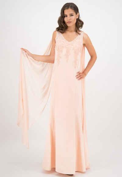 Prestije Abendkleid »mit Chiffon Cape«