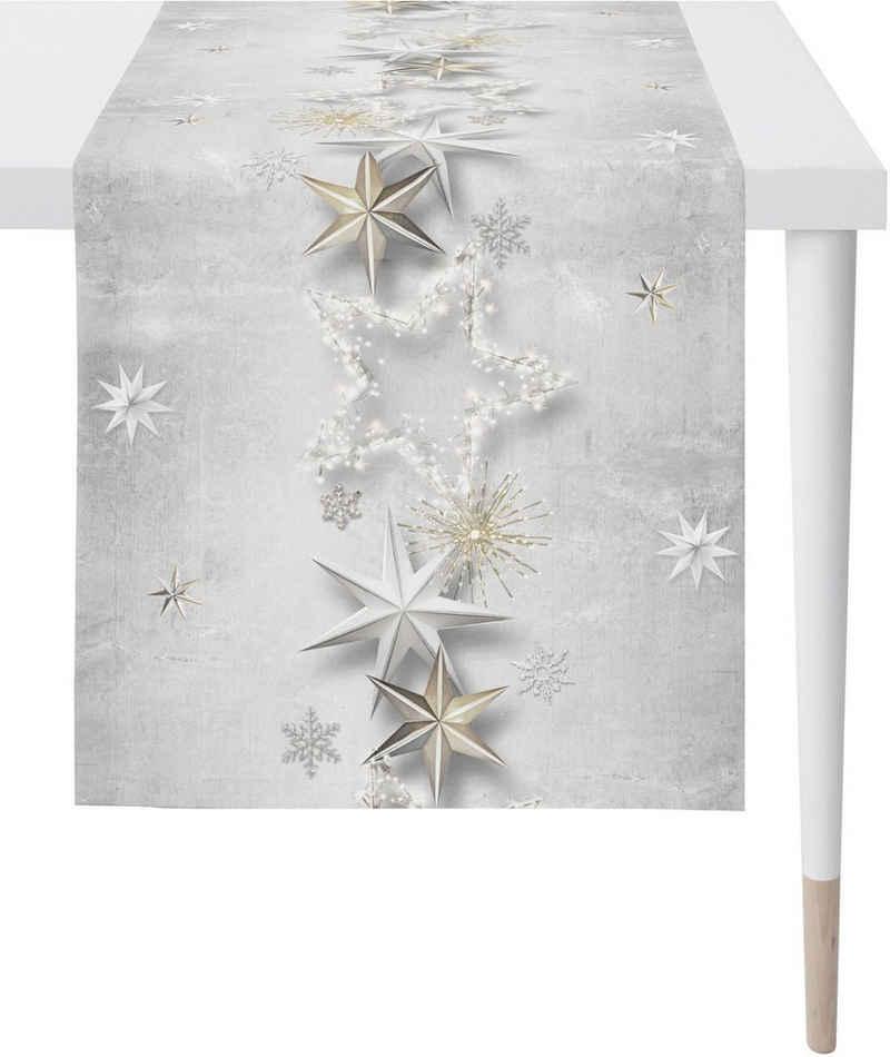 APELT Tischläufer »9598 CHRISTMAS ELEGANCE« (1-tlg), Digitaldruck