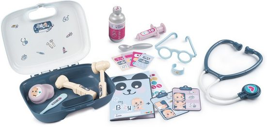 Smoby Spielzeug-Arztkoffer »Baby Care, Doktorkoffer«