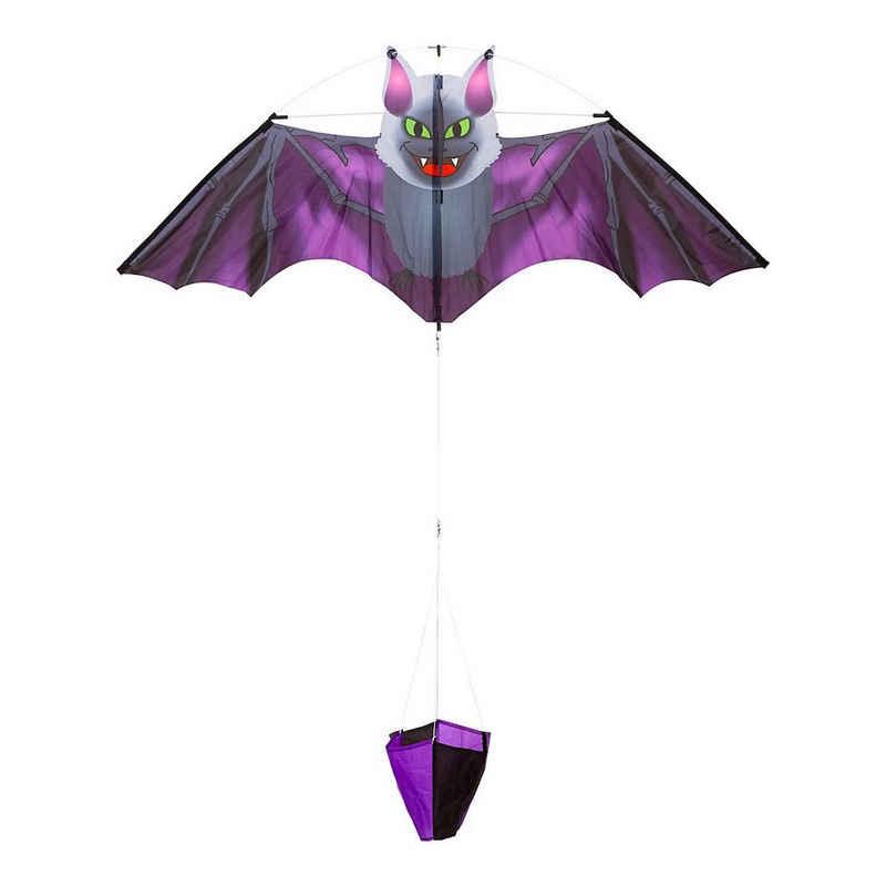 HQ Flug-Drache »Dark Fang Bat Kite«
