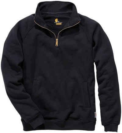 Carhartt Sweatshirt »Quarter Zip Mock«
