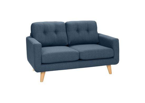 KAWOLA Sofa »ALEXO«, Stoff verschiedene Größen und Farben