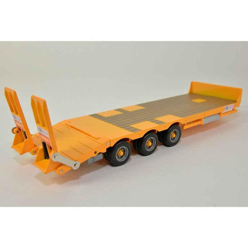 Tomy® Spielzeug-Auto »Kane Low Loader Anhänger gelb«