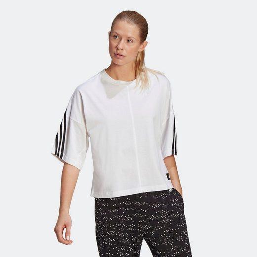 adidas Performance T-Shirt »ADIDAS SPORTSWEAR FUTURE ICONS 3-STREIFEN«