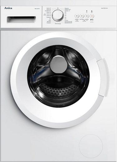 Amica Waschmaschine WA 462 010, 6 kg, 1200 U/min