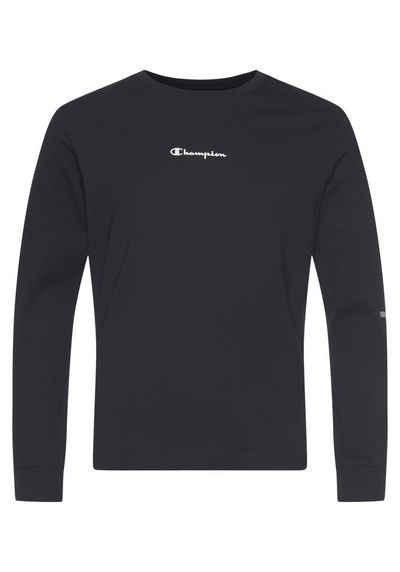 Champion Langarmshirt »Long Sleeve Crewneck T-Shirt«